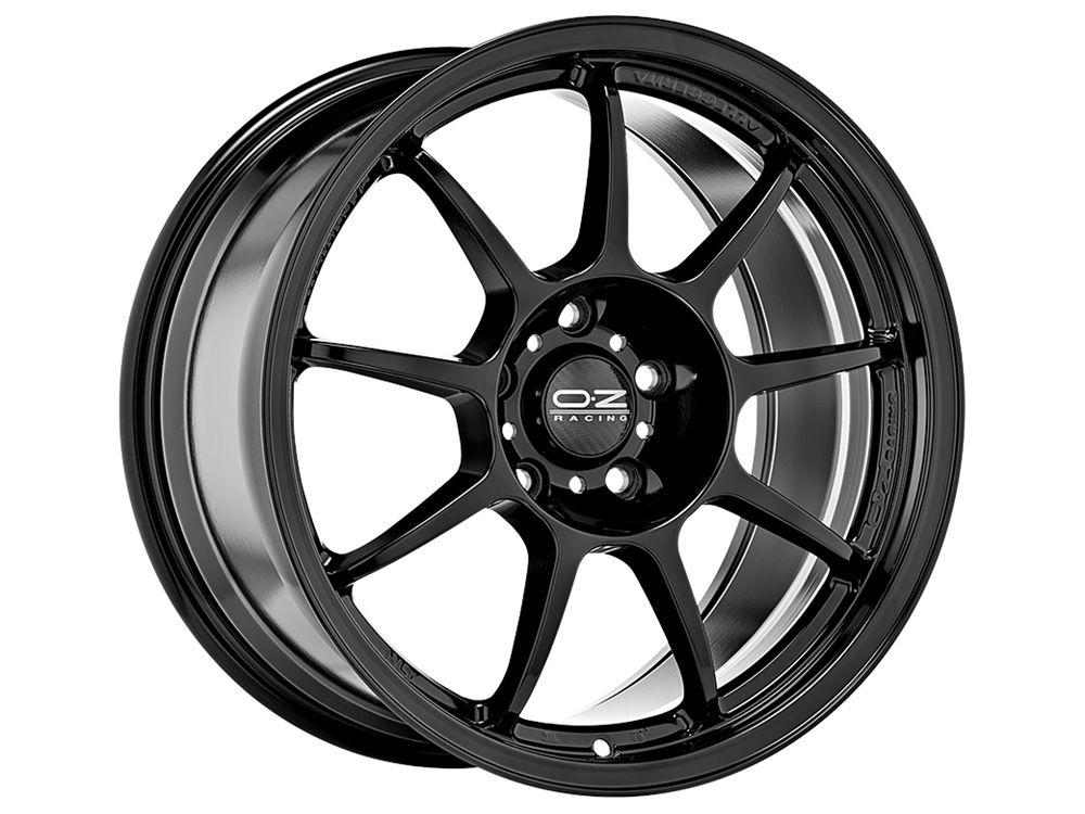 Литой OZ Racing Alleggerita HLT R18/8 PCD5*114,3 ET48 DIA75 Titanium Tech