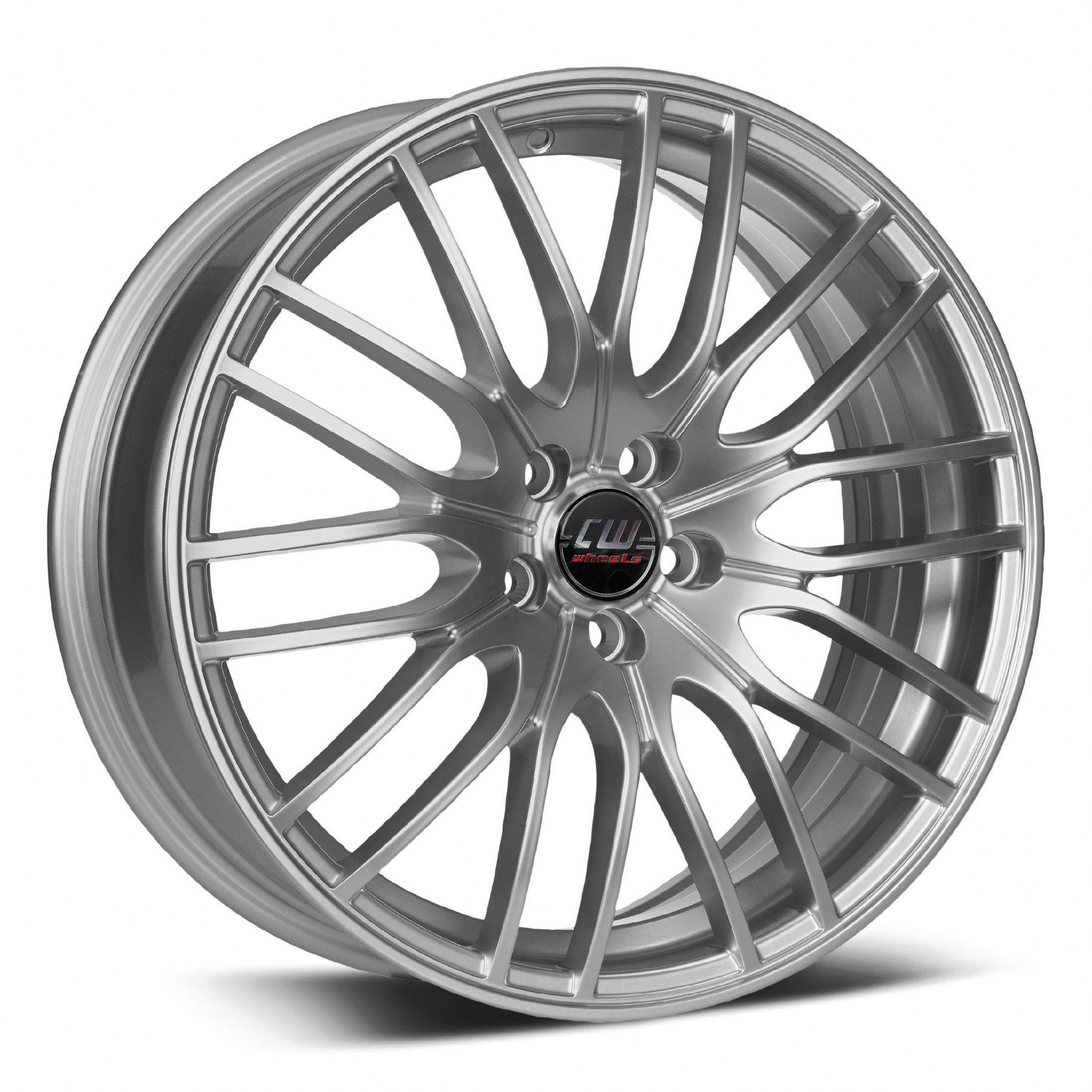 Литой Borbet CW4 R17/7 PCD5*114,3 ET40 DIA72.5 Brilliant Silver
