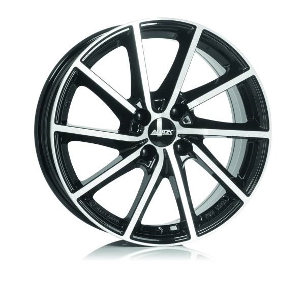 Литой Alutec Singa R16/6.5 PCD5*114,3 ET38 DIA67.1 Diamond Black Front Polished