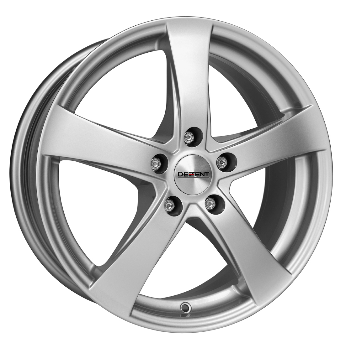 Литой Dezent Re R16/7 PCD5*108 ET30 DIA70.1 Silver