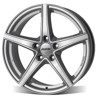Литой Alutec Raptr R20/8.5 PCD5*114,3 ET40 DIA70.1 Racing Black Front Polished