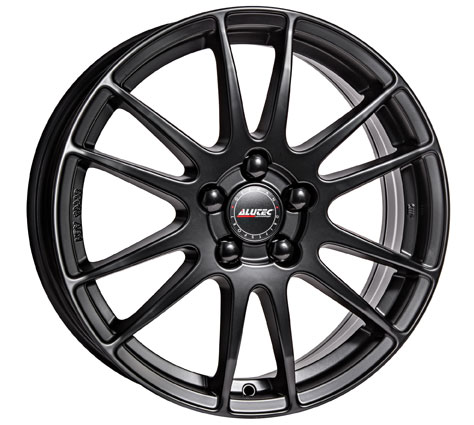 Литой Alutec Monstr R18/7.5 PCD4*100 ET40 DIA63.3 Racing Black