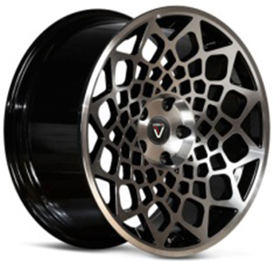 Кованый Vissol F-913 R18/8.5 PCD5*112 ET40 DIA66.6 Matte graphite machined