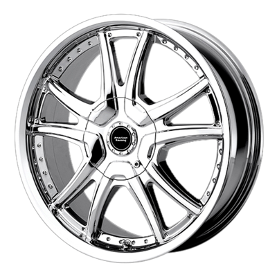Литой American Racing AR607 R16/7 PCD5*105 ET40 DIA72.62 Chrome
