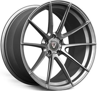 Кованый Vissol F-920 R19/10 PCD5*114,3 ET25 DIA73.1 Gloss graphite