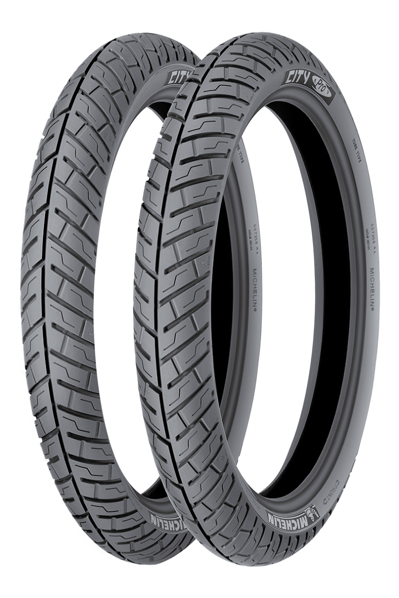 мотошины Michelin City Pro 80/90 R17 50S