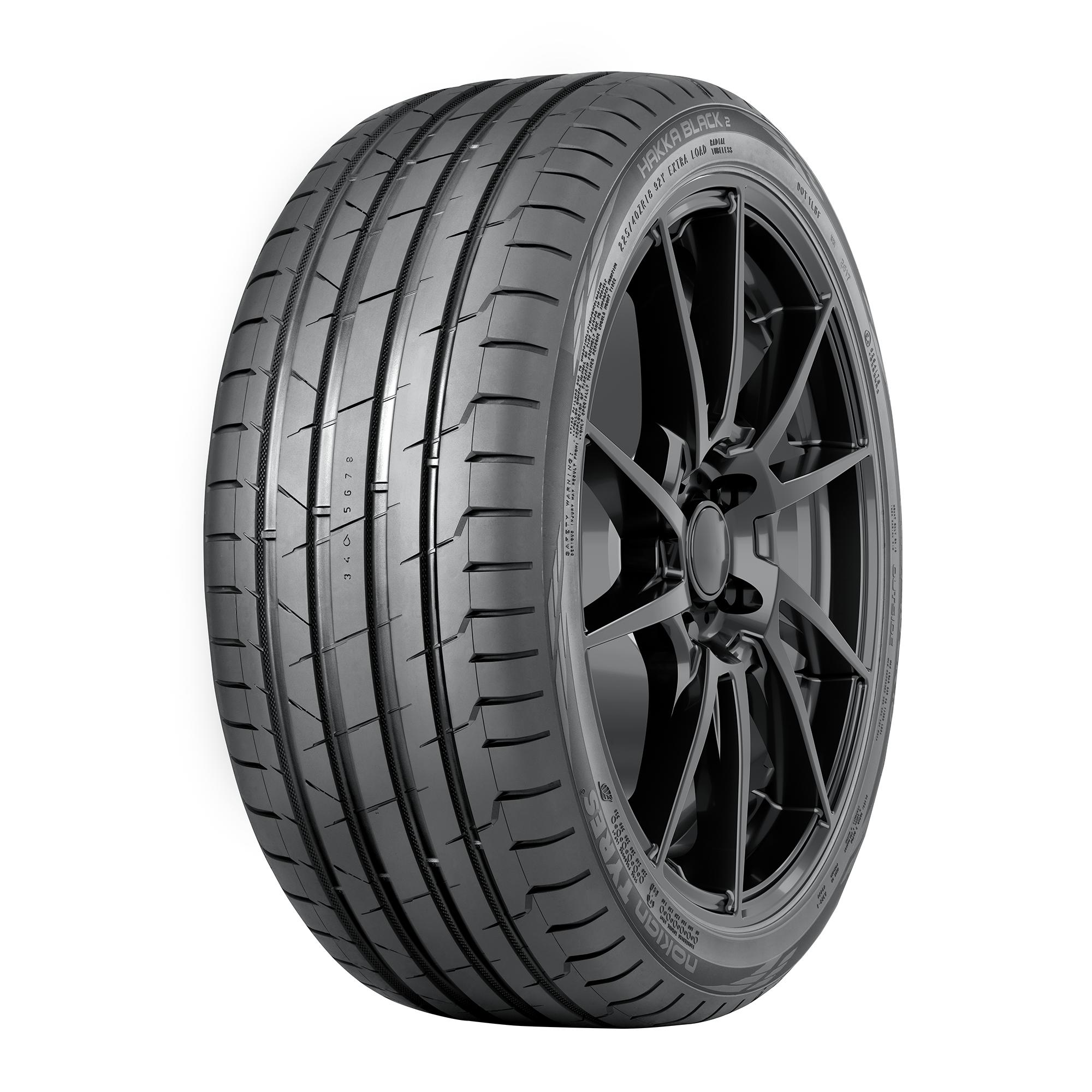 автомобильные шины Nokian Hakka Black 2 245/50 R18 100Y