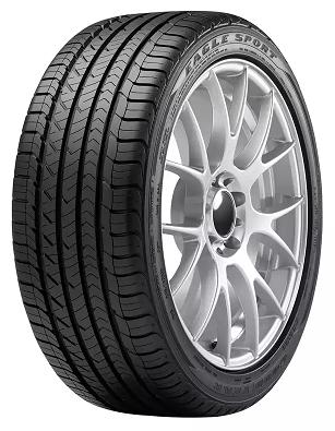 автомобильные шины Goodyear Eagle Sport TZ 245/40 R18 93W