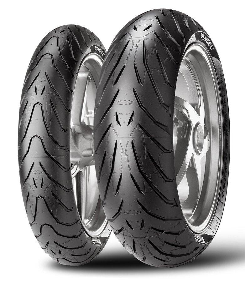 мотошины Pirelli Angel ST 120/70 R17 58W