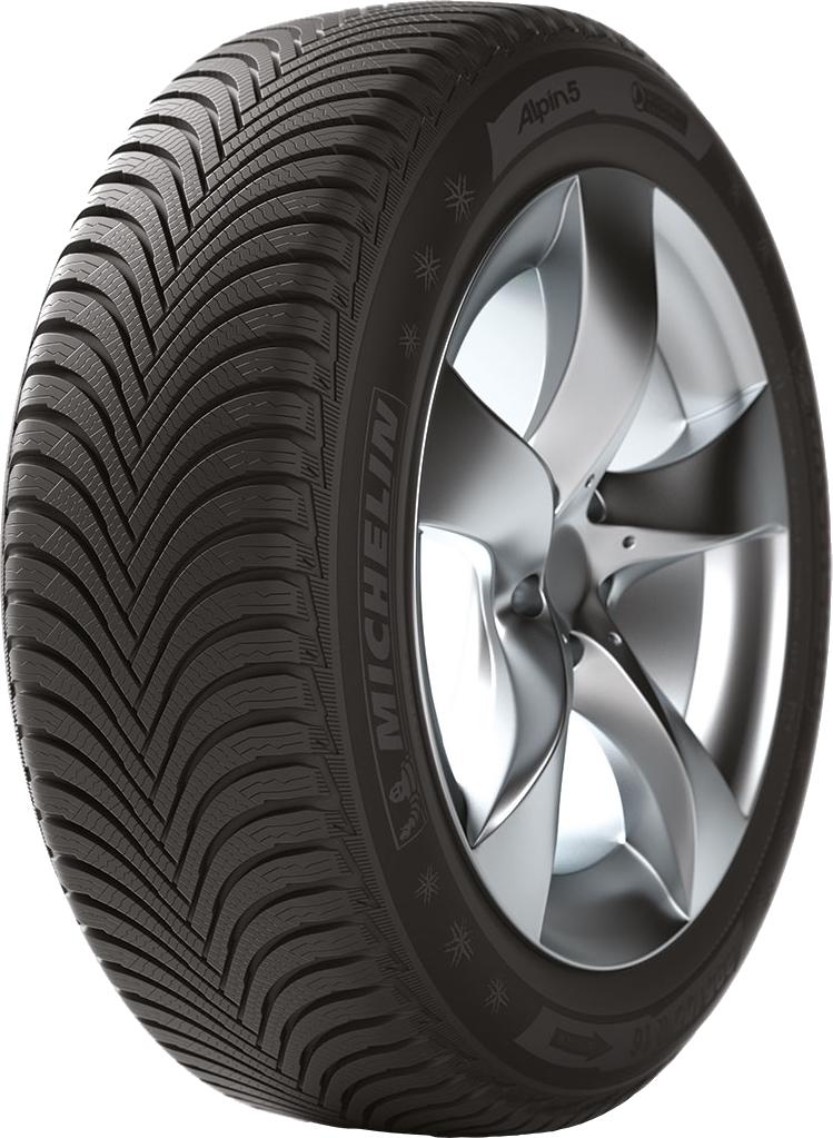 автомобильные шины Michelin Alpin A5 215/55 R17 94H