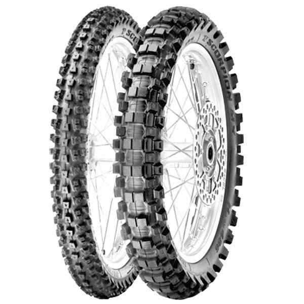 мотошины Pirelli Scorpion MX Hard 486 110/90 R19 62M