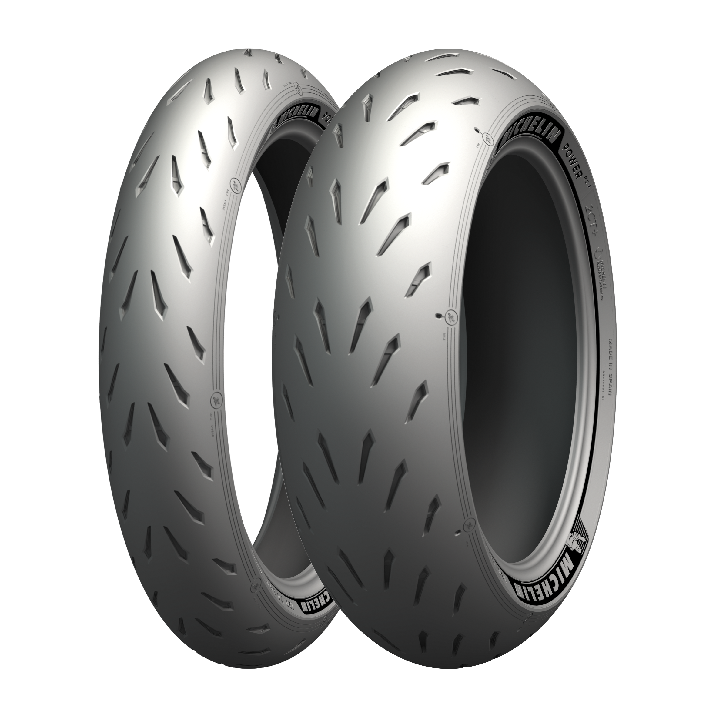 мотошины Michelin Pilot Power RS+ 180/55 R17 73W