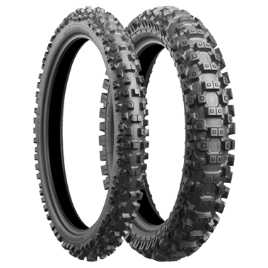 мотошины Bridgestone Battlecross X30 Medium 80/100 R21 51M