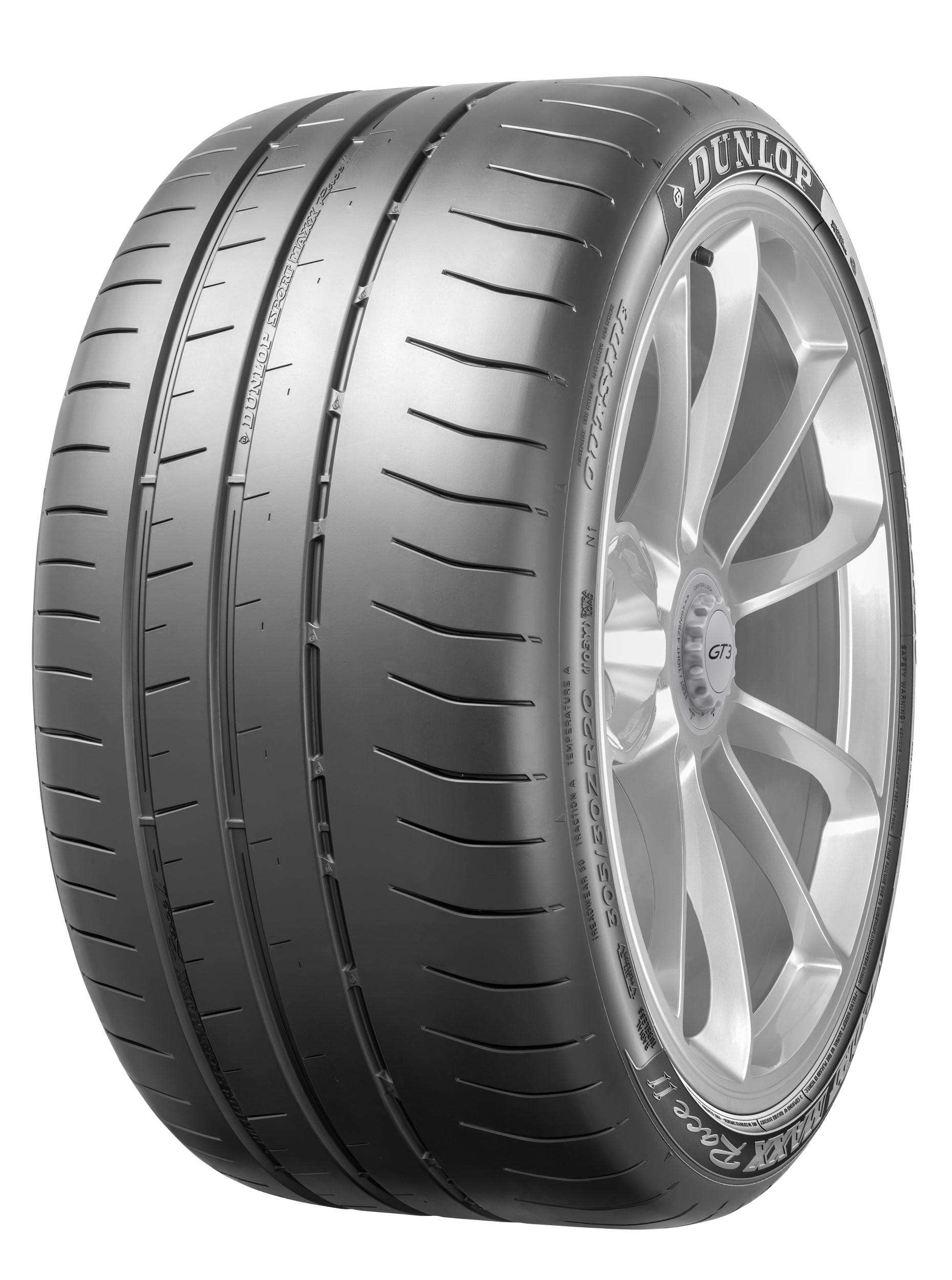 автомобильные шины Dunlop Sport Maxx Race II 295/30 R20 101Y