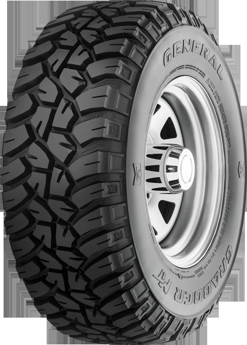 автомобильные шины General Grabber X3 MT 265/70 R16 118Q