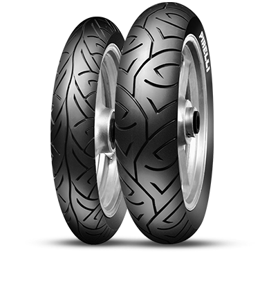 мотошины Pirelli Sport Demon 110/80 R18 58V