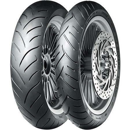 мотошины Dunlop ScootSmart 120/70 R13 53P