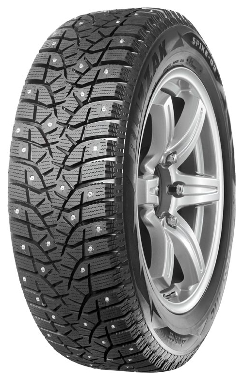 автомобильные шины Bridgestone Blizzak Spike-02 SUV 245/65 R17 111T