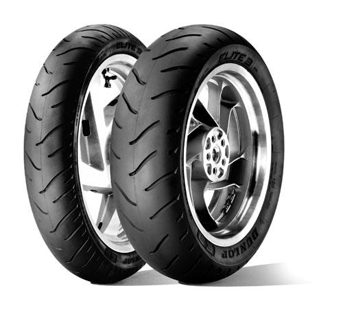 мотошины Dunlop Elite 3 130/70 R18 63H