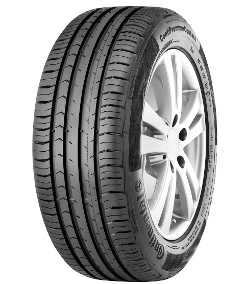 автомобильные шины Continental ContiPremiumContact 5 225/60 R17 99H