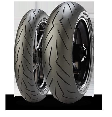 мотошины Pirelli Diablo Rosso III 120/65 R17 56W