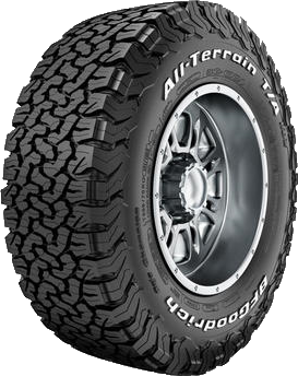 автомобильные шины BFGoodrich All-Terrain T/A KO2 33/12.5 R15 110R