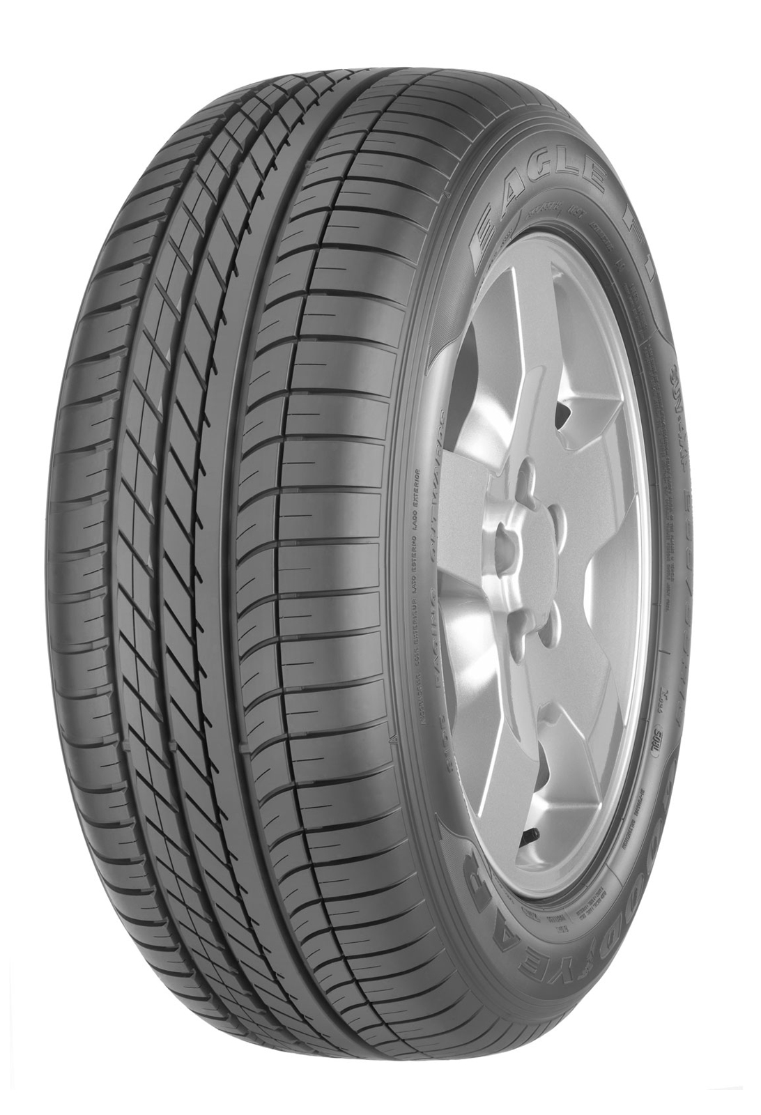 автомобильные шины Goodyear Eagle F1 Asymmetric SUV AT 255/55 R19 111W