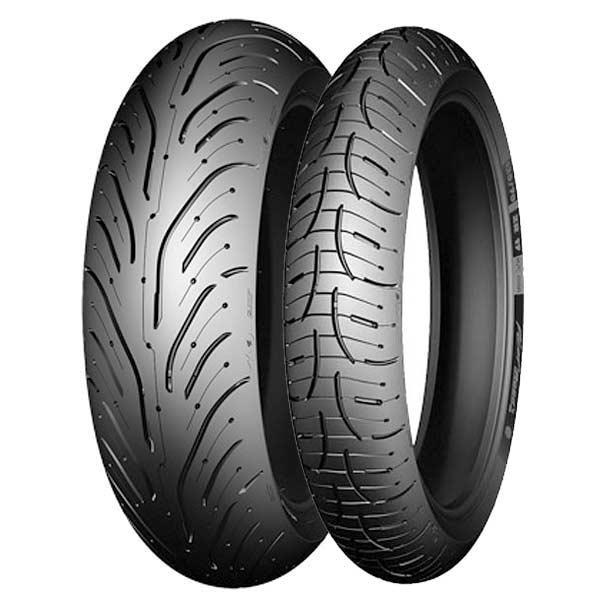 мотошины Michelin Pilot Road 4 GT 120/70 R17 58W