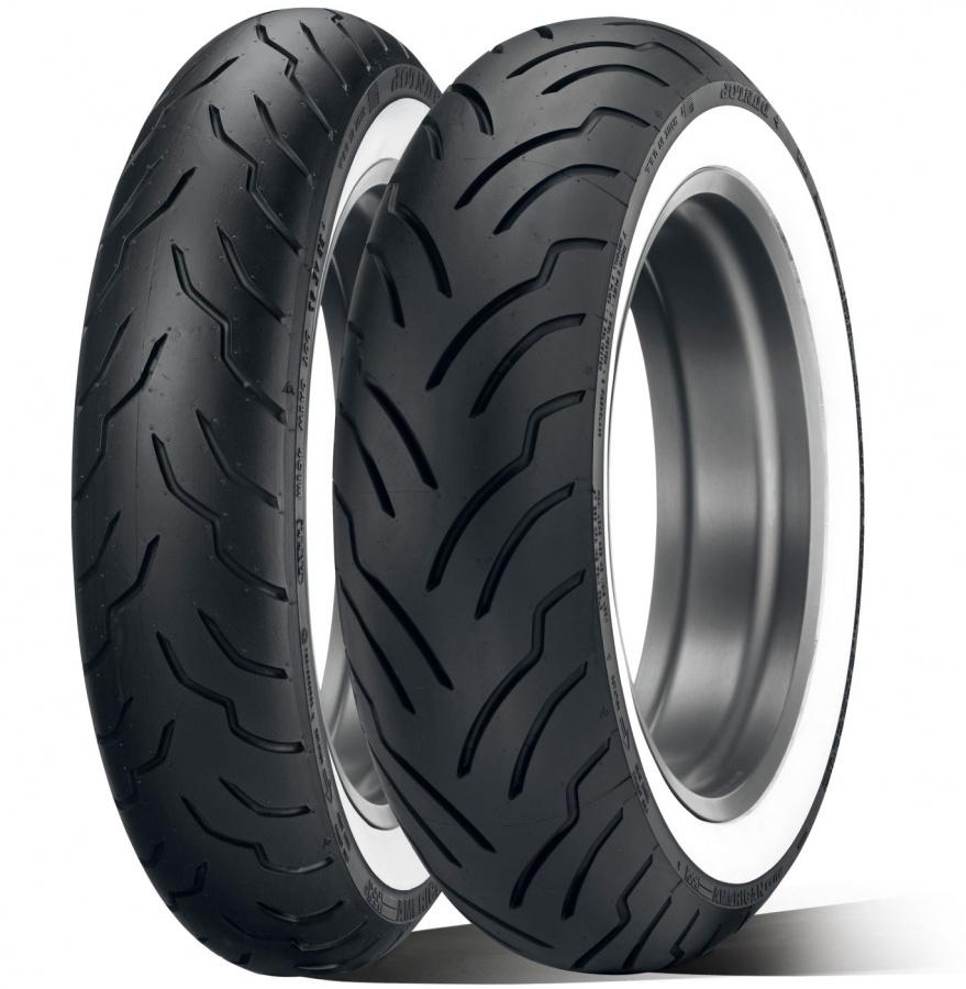 мотошины Dunlop American Elite WWW 180/65 R16 81H