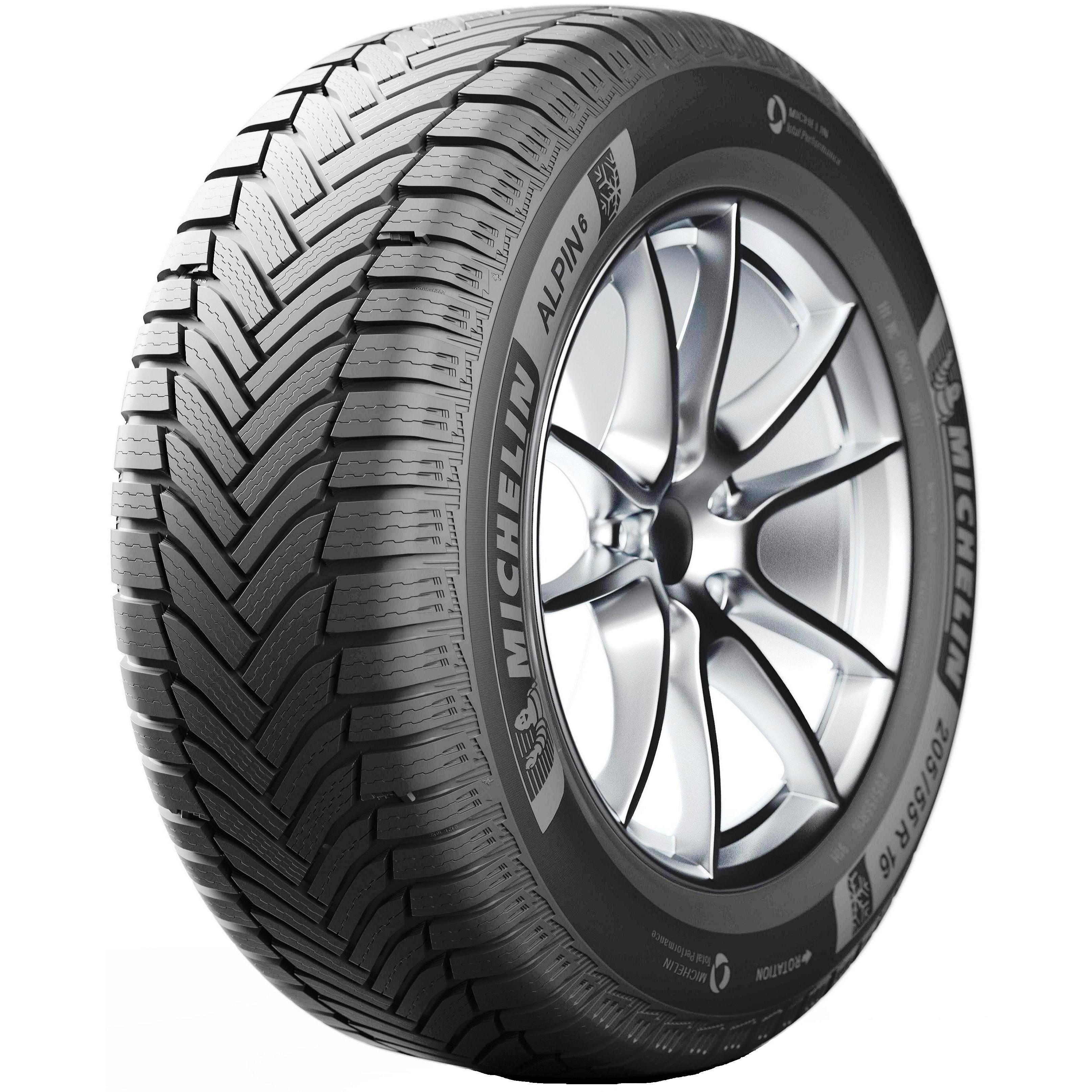 автомобильные шины Michelin Alpin A6 205/60 R16 96H