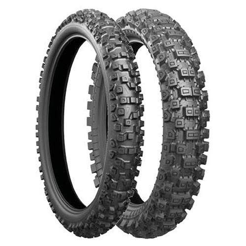 мотошины Bridgestone Battlecross X40 Hard 110/90 R19 62M