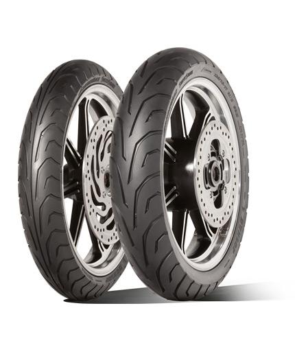 мотошины Dunlop Arrowmax StreetSmart 100/80 R17 52H