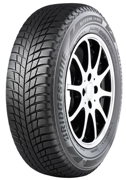 автомобильные шины Bridgestone Blizzak LM-001 195/55 R16 87H