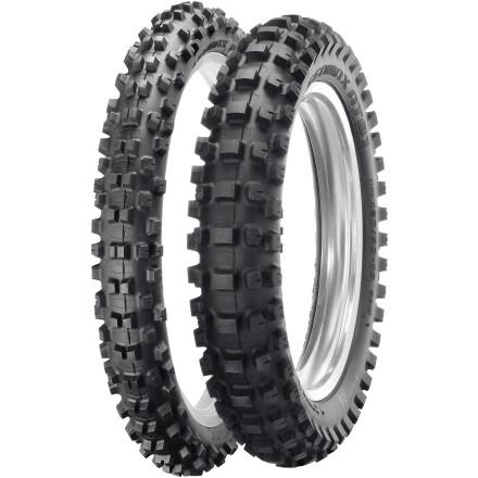 мотошины Dunlop Geomax AT81 110/100 R18 64M
