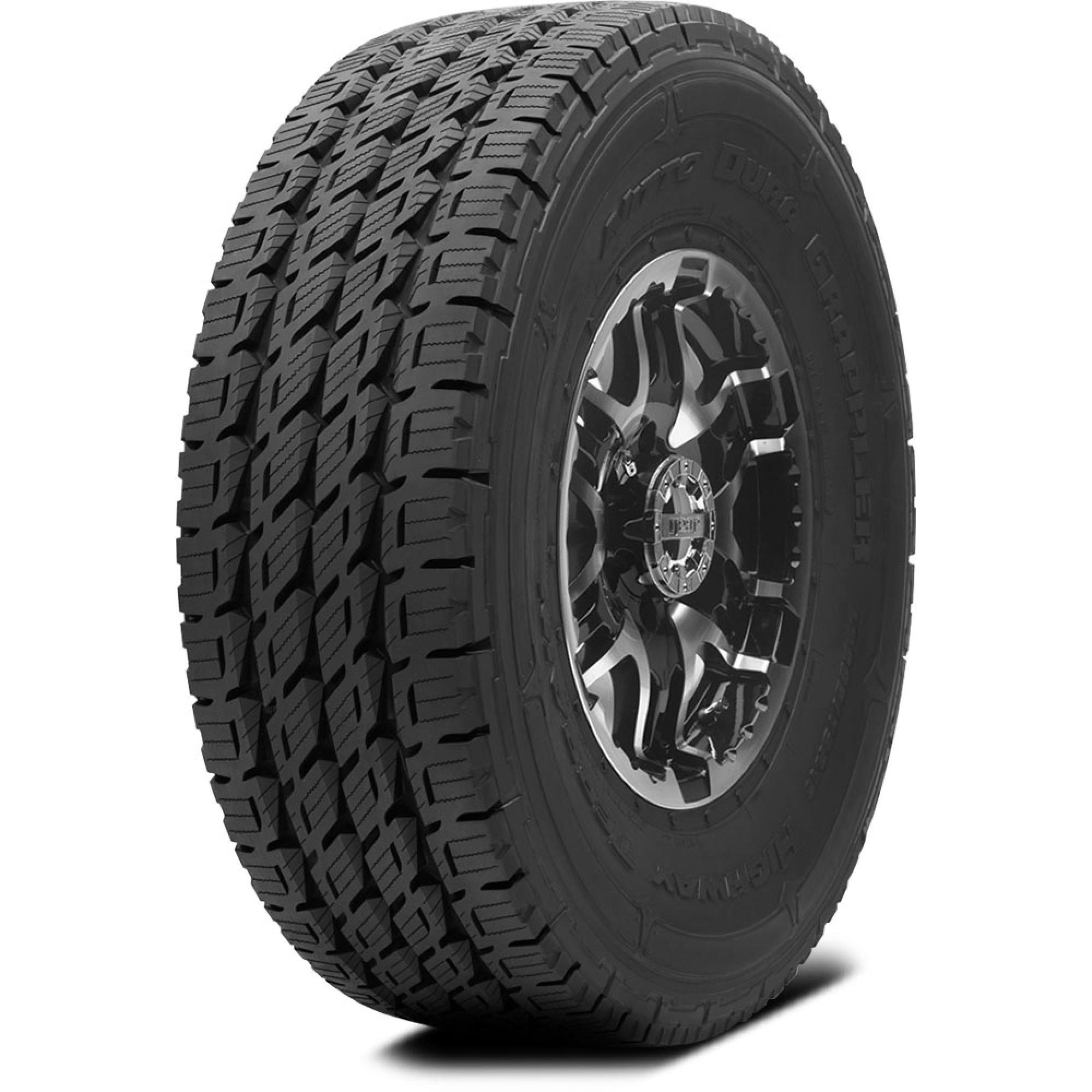 автомобильные шины Nitto Dura Grappler 245/75 R16 120/116R