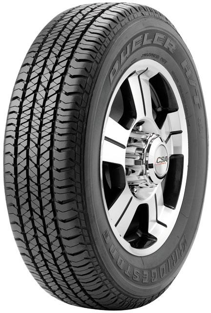 автомобильные шины Bridgestone Dueler H/T D684 II 285/60 R18 116V