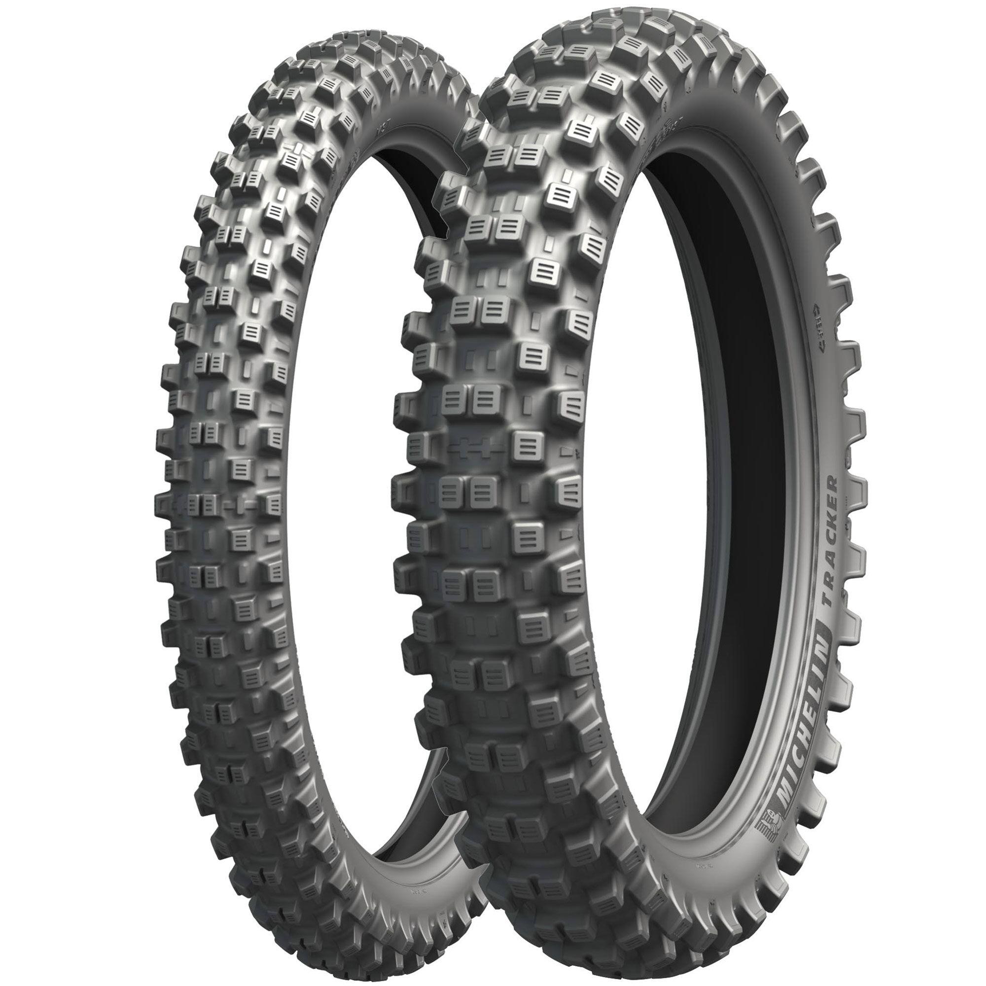 мотошины Michelin Tracker 90/90 R21 54R