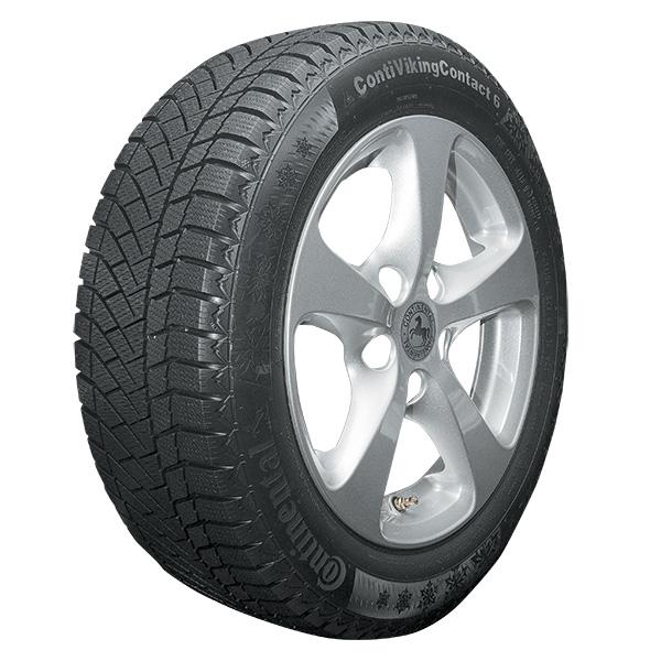 автомобильные шины Continental ContiVikingContact 6 185/65 R14 90T