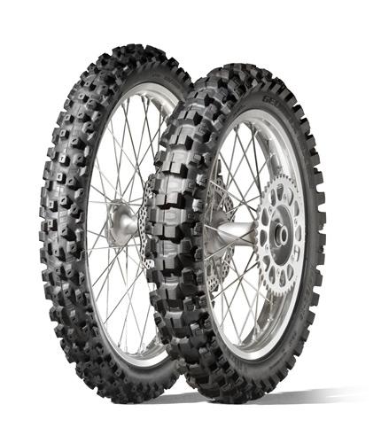 мотошины Dunlop Geomax MX52 70/100 R17 40M