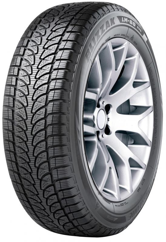 автомобильные шины Bridgestone Blizzak LM-80 Evo 235/55 R18 100H