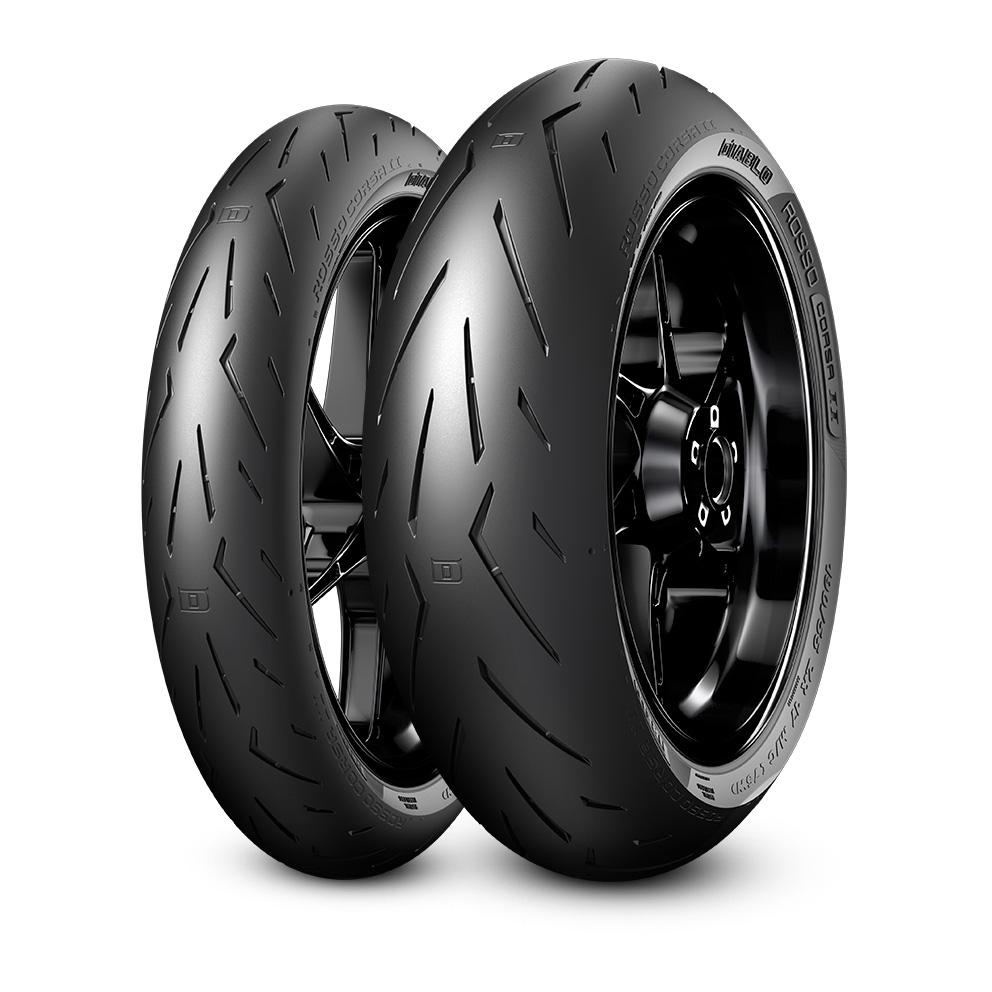 мотошины Pirelli Diablo Rosso Corsa II 120/70 R17 58W