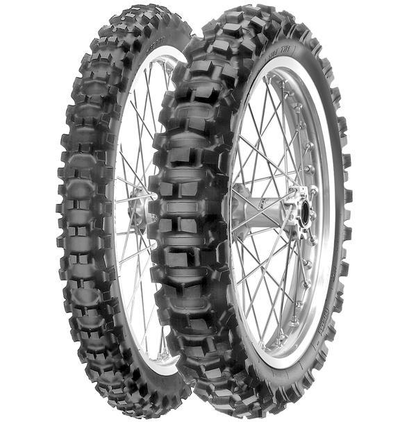 мотошины Pirelli Scorpion XC Mid Hard 110/100 R18 64M