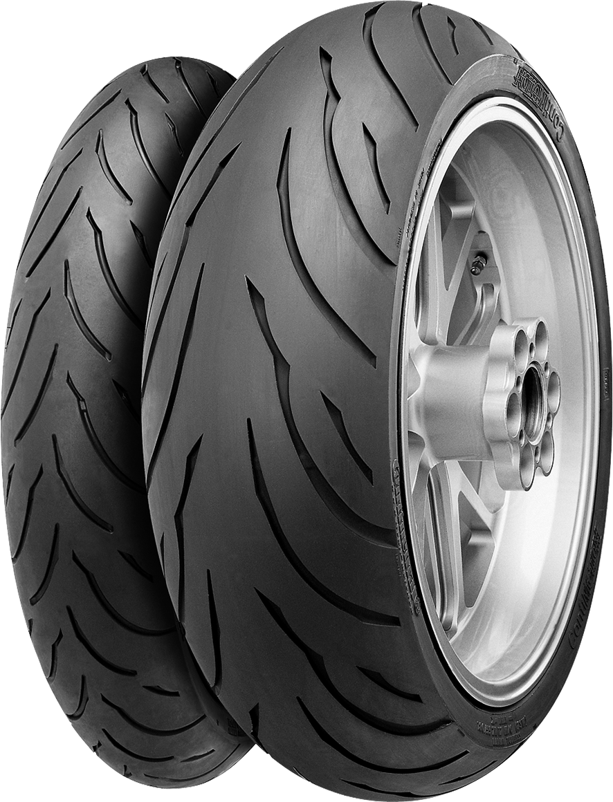 мотошины Continental ContiMotion 170/60 R17 72W