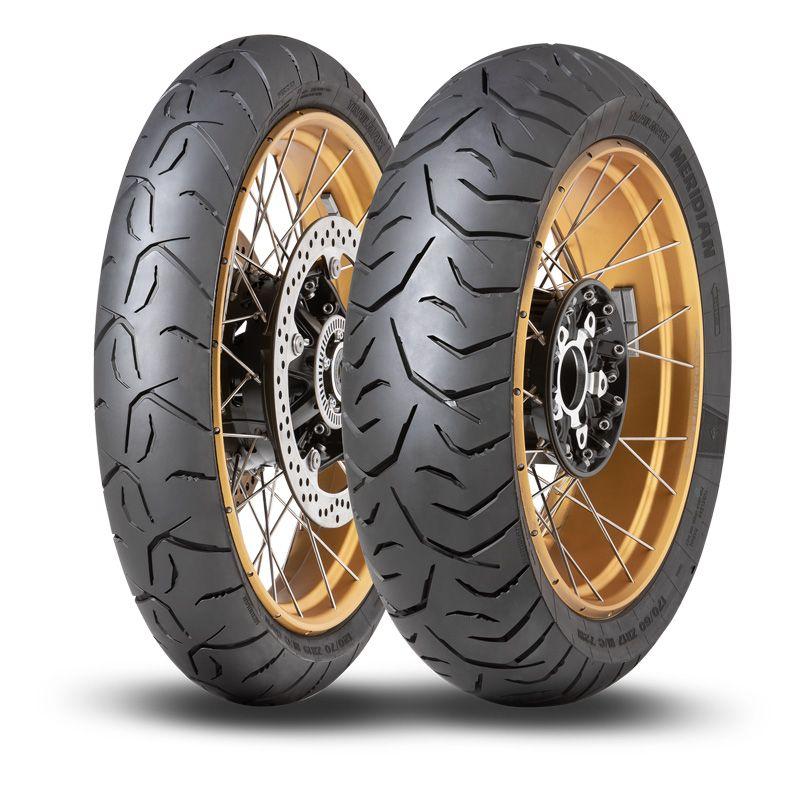 мотошины Dunlop Trailmax Meridian 100/90 R19 57V