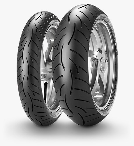 мотошины Metzeler Roadtec Z8 Interact 160/60 R17 ZR
