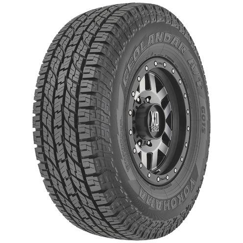 автомобильные шины Yokohama Geolandar A/T G015 265/70 R16 112H