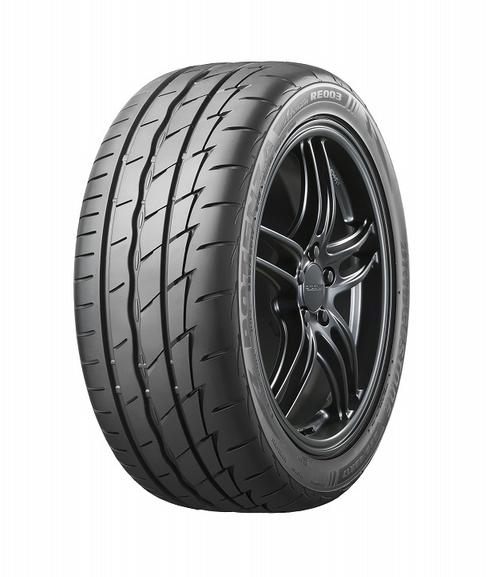 автомобильные шины Bridgestone Potenza RE003 Adrenalin 215/60 R16 95H