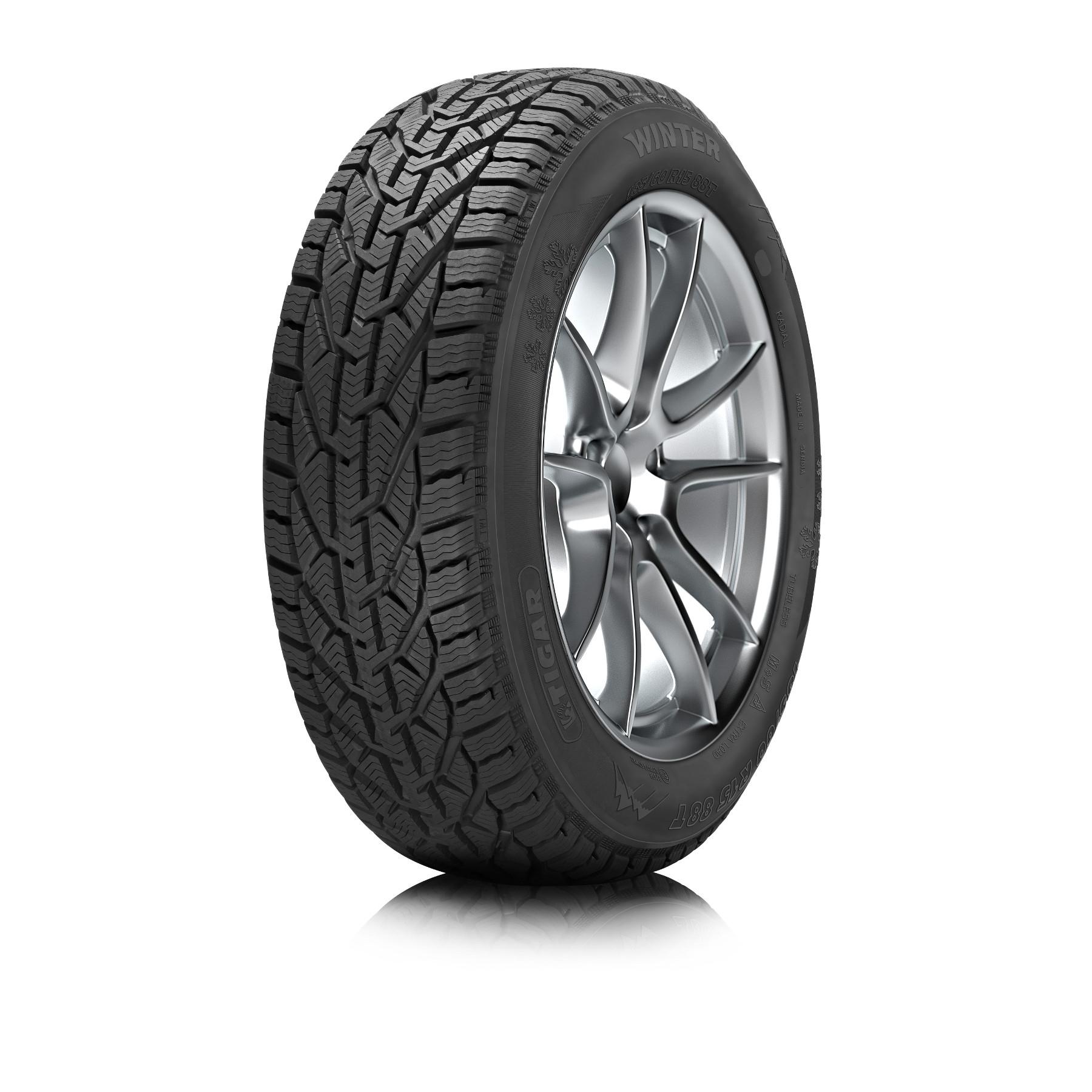 автомобильные шины Tigar Winter 215/40 R17 87V