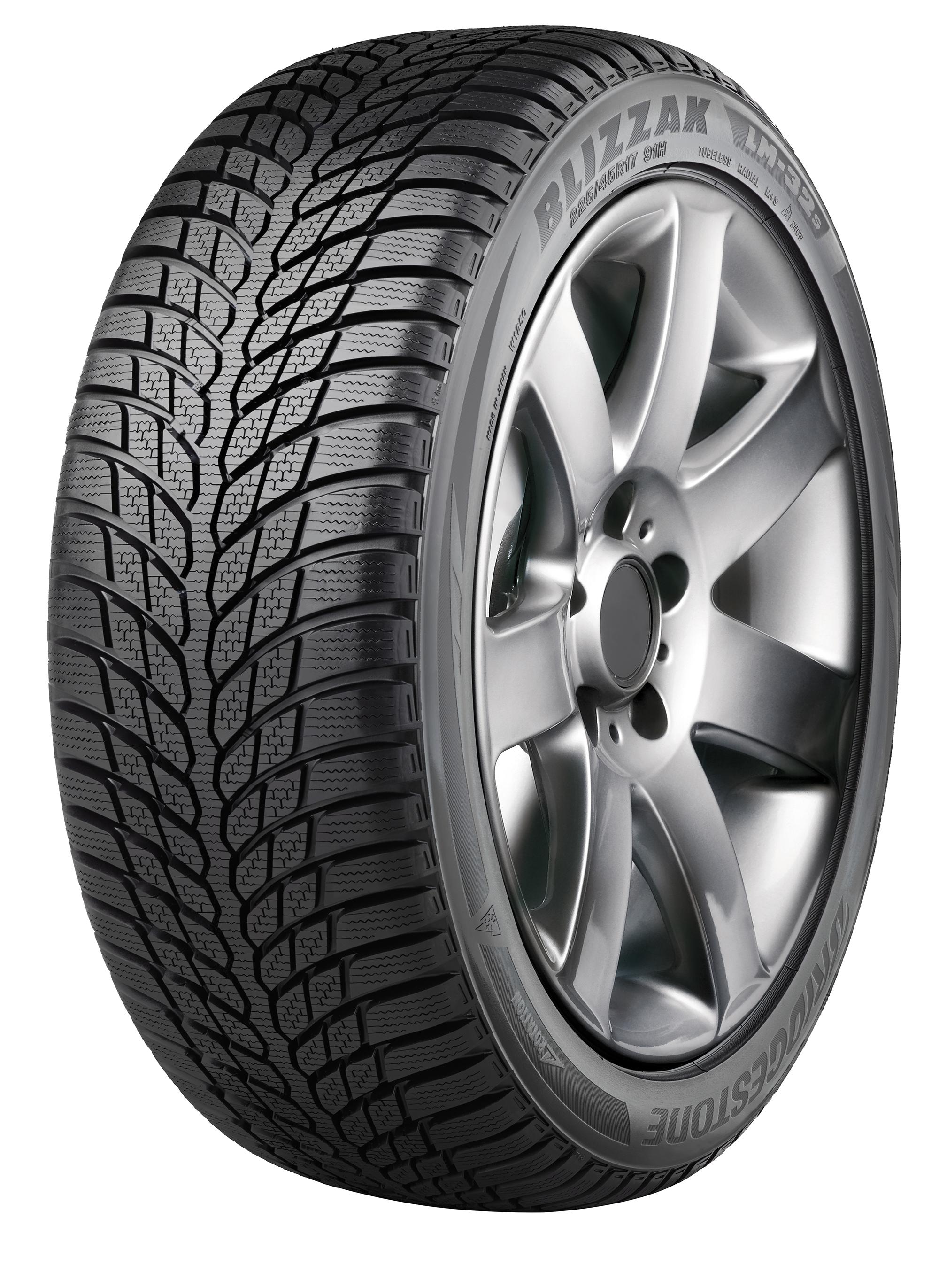 автомобильные шины Bridgestone Blizzak LM-32S 225/40 R18 92V