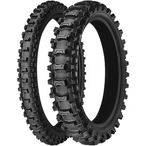 мотошины Michelin Starcross MS3 110/90 R19 62M